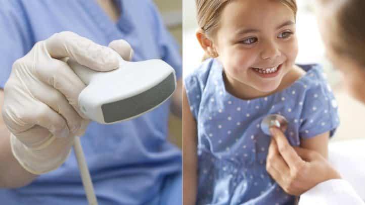 ultrazvučni pregledi za decu
