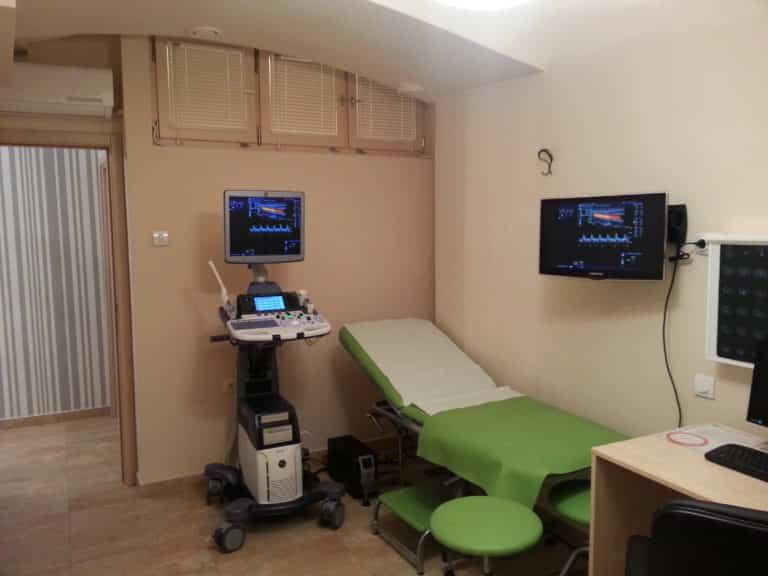 ginekoloski ultrazvuk pregled HRAST Dr Popovic ordinacija
